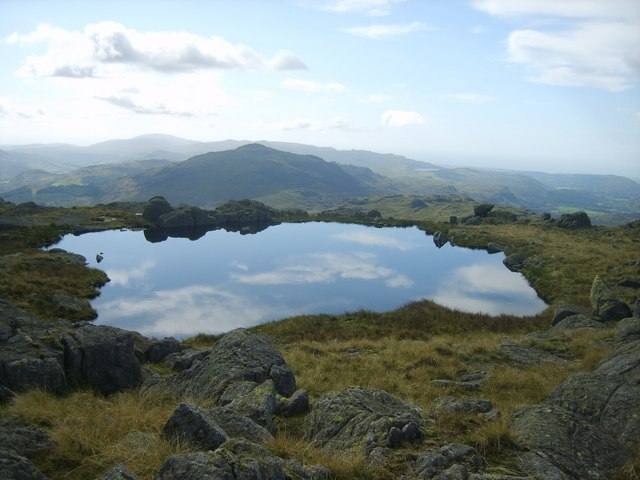 Tarn on Little Stand