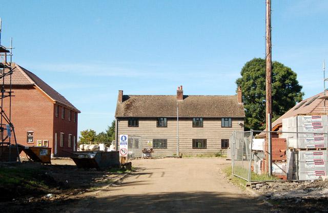 Replacement housing in Grandborough