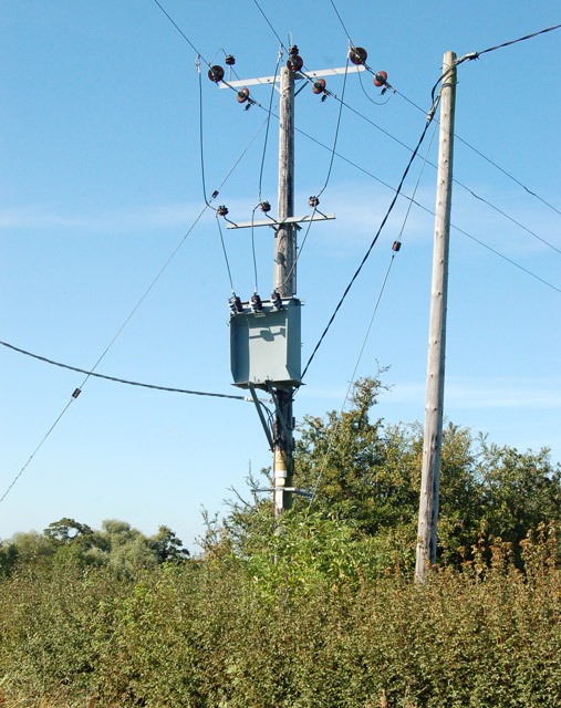 Transformer north of Grandborough