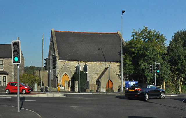 Llandough Baptist Church - Eastbrook Road, Llandough