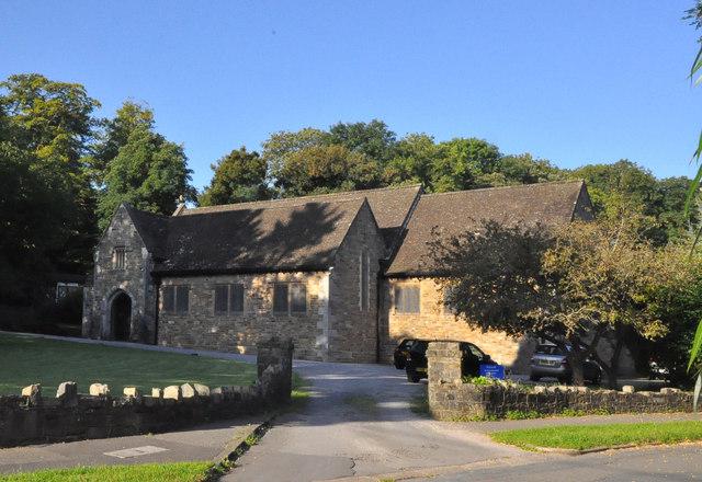 St Peter's church - Dinas Powys