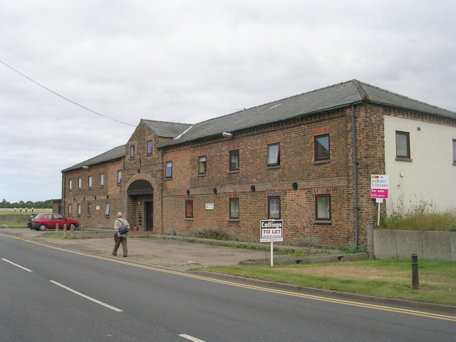 Former Warehouse - West Bank