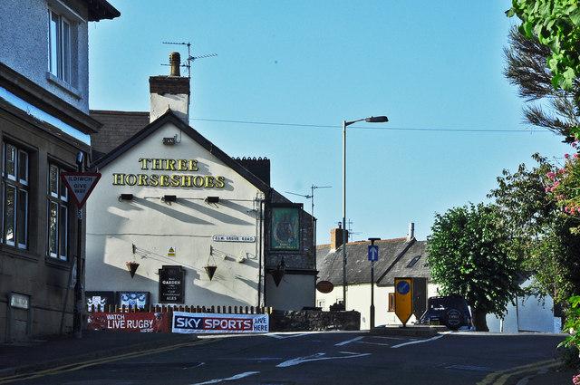 The Three Horseshoes - Dinas Powys