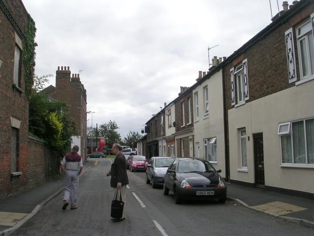 High Street - Wharf Street