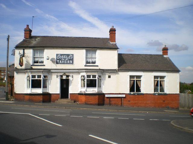 The Coseley Tavern, The Coppice