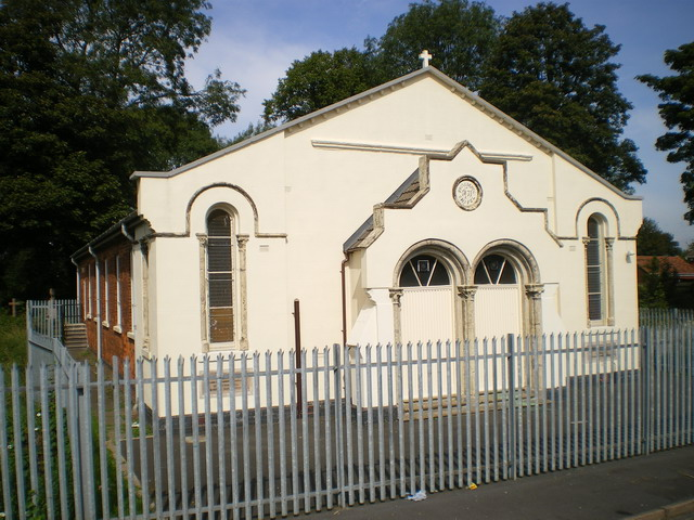 The Providence Baptist Chapel, West Coseley