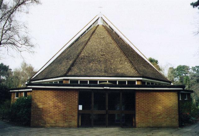 Holy Trinity, Church Crookham