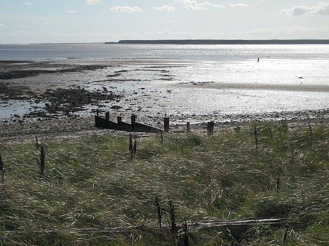 Beach, Barnhill