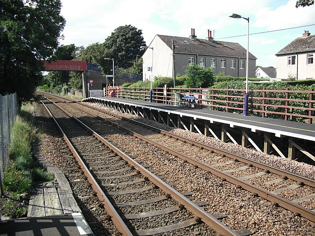 Balmossie Station