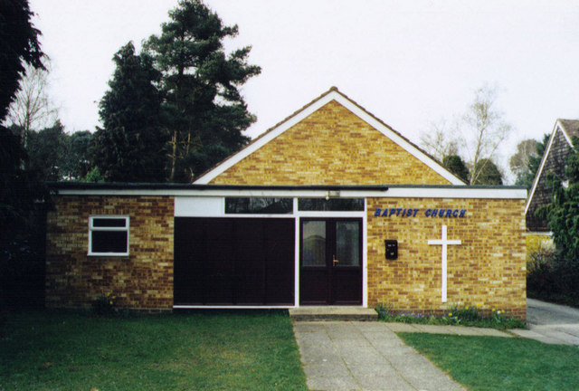 Church Crookham Baptist Church