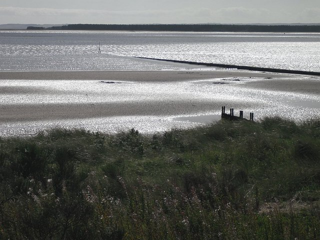 Outflow pipe, Monifieth