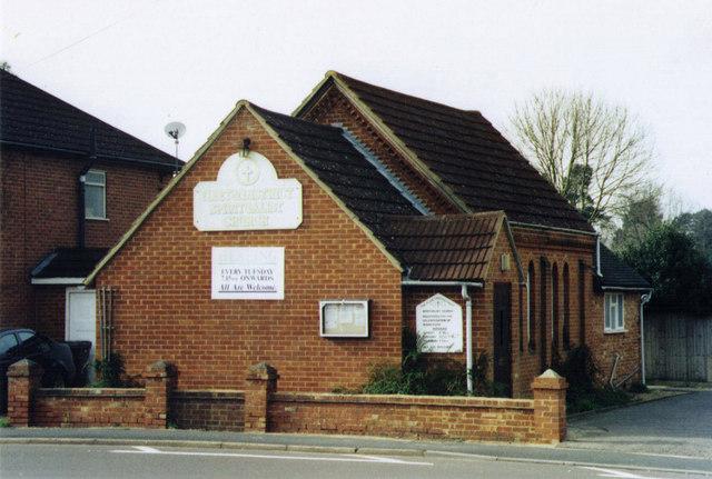 Church Crookham Spiritualist Church