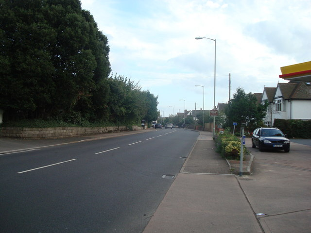 Exeter Road Exmouth