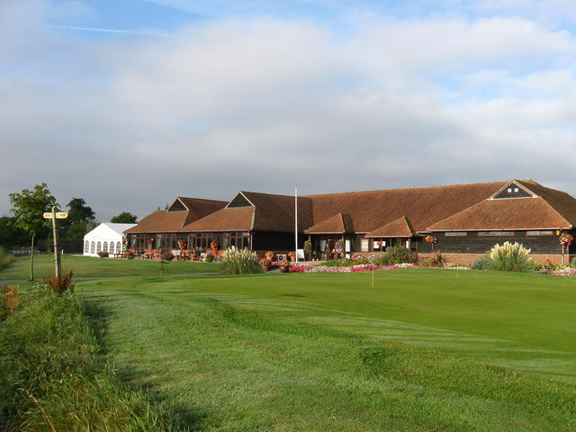 Club House, Mid Sussex Golf Course