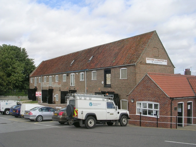 Former Warehouse for Witham Navigation