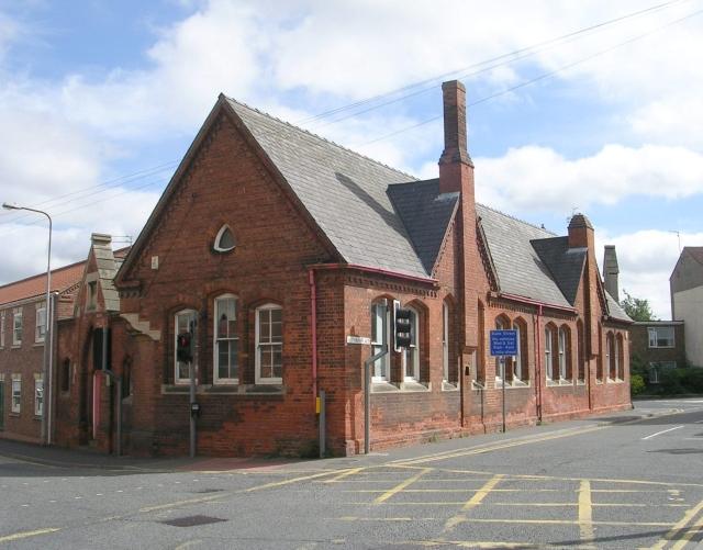 Former Bluecoats' School