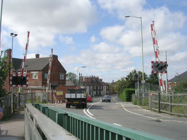 Grand Sluice Level Crossing - Irby Street