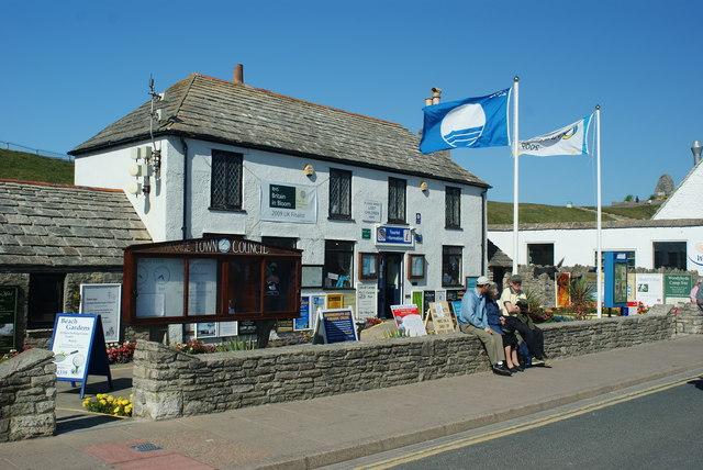 Tourist Information, Swanage, Dorset