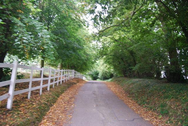 Tunbridge Wells Circular Path - Knowles Bank drive