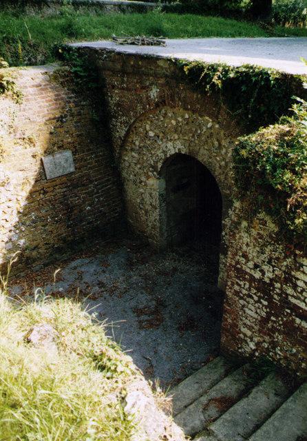 Crypt of St Nicholas, Chilton Candover
