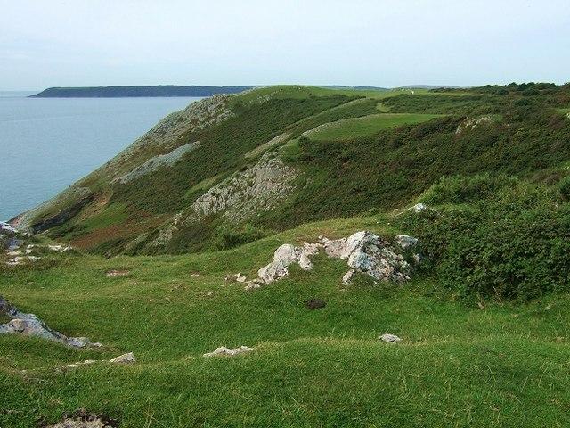 West Cliff nr Southgate