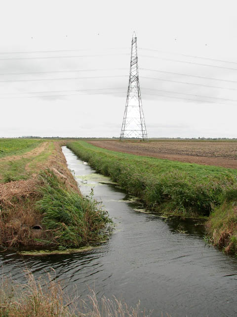 Thompson Luddington's Drain