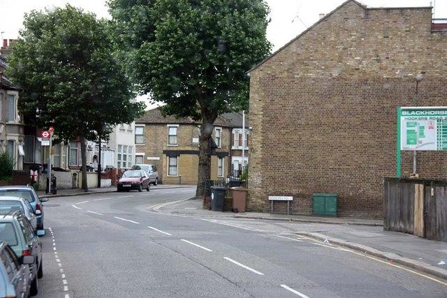 Blackhorse Lane / Hooker's Road, London E17