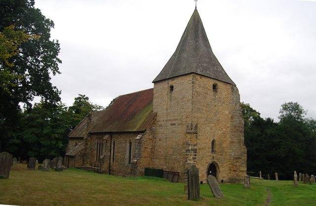 St Peter's Church, Pembury