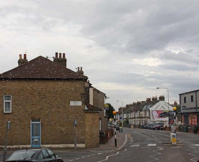 Blackhorse Lane / Shakespeare Road, London E17