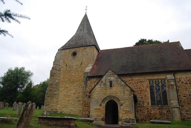 St Peter's Church, Pembury (2)