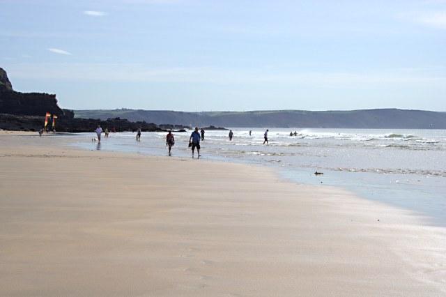 Low Tide Strand
