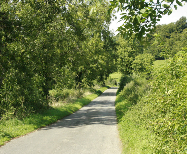 2009 : Quiet lane off the A367