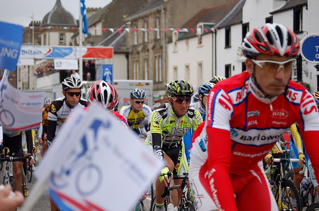 Tour of Britain, Peebles (3)