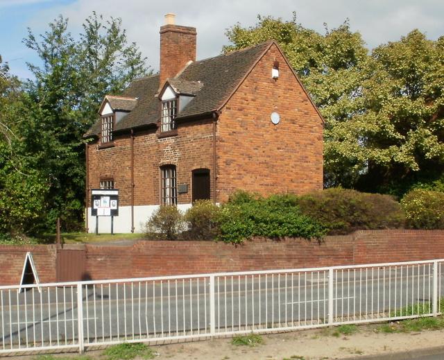 Bishop Asbury Cottage, Newton Road, Great Barr