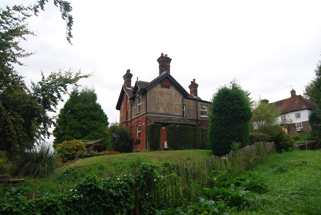 House on the corner of Old Church Rd & Redwings Lane
