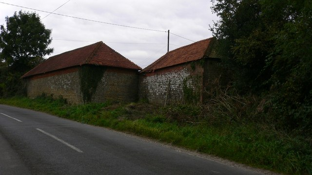 Barns on Linch Road