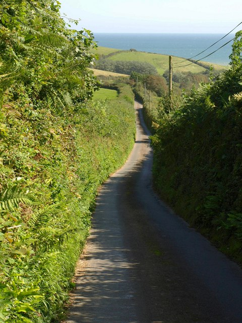 Lane to Hallsands