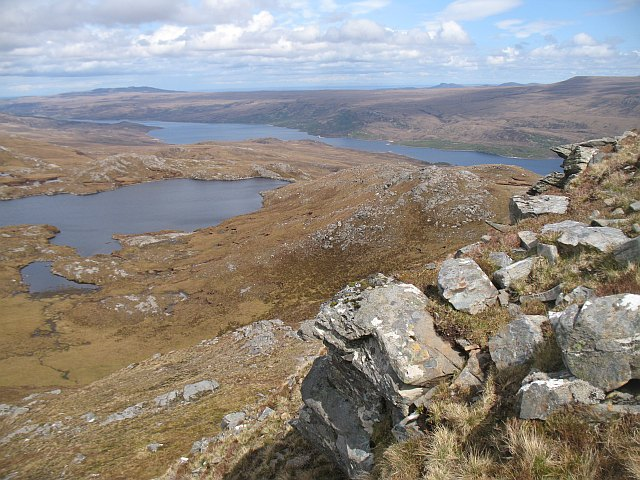 Loch Bealach Odhrsgaraidh