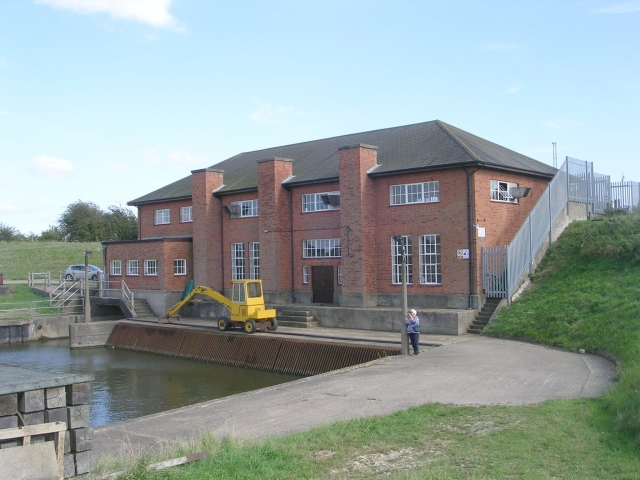 Hobhole Pumping Station