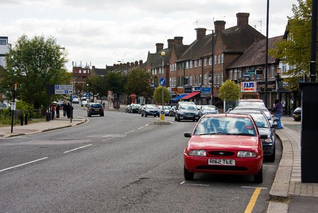 Pinner Road, North Harrow