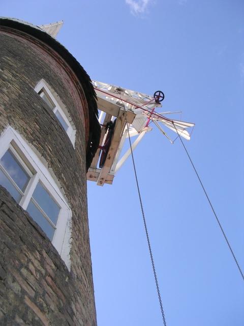 Fantail - Maud Foster Windmill
