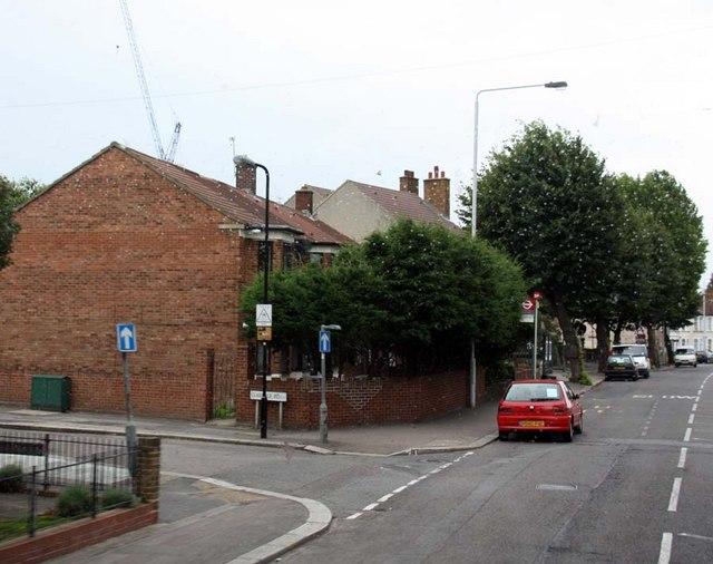 Blackhorse Lane / Clarence Road, London E17