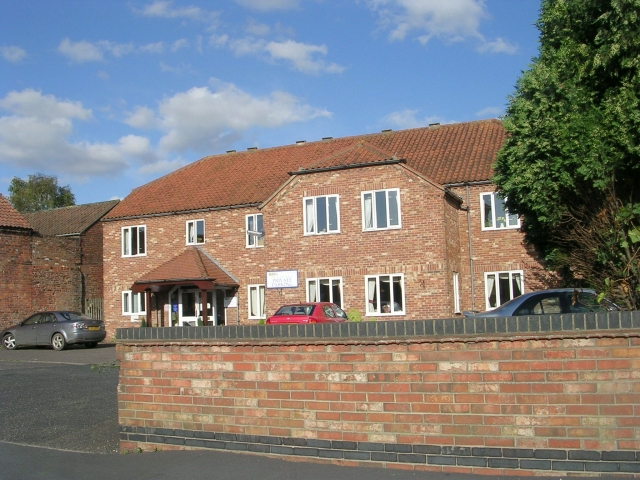 Willoughby Grange Care Home - Willoughby Road