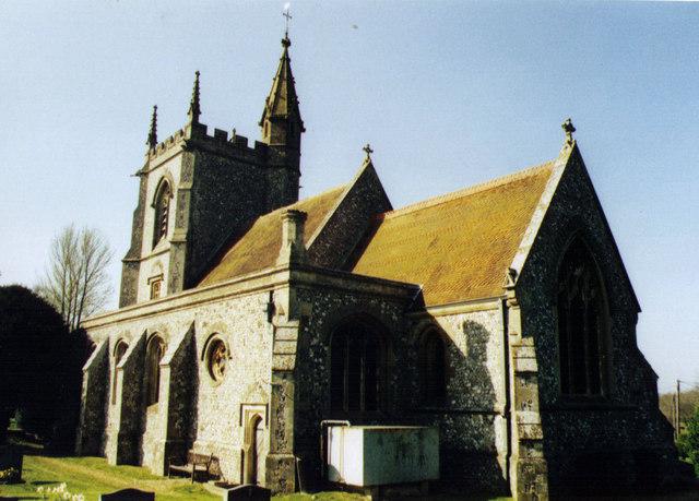 St Leonard, Church Oakley