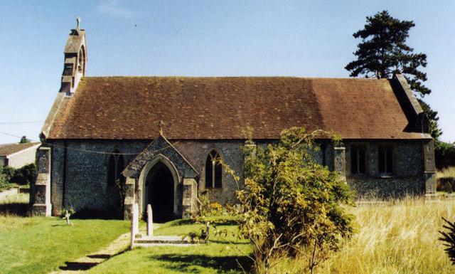 St Leonard, Cliddesden