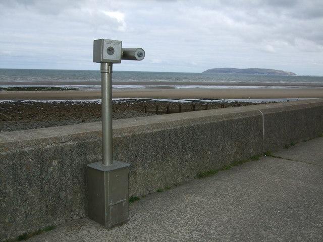 Pay as you go telescope Llanfairfechan