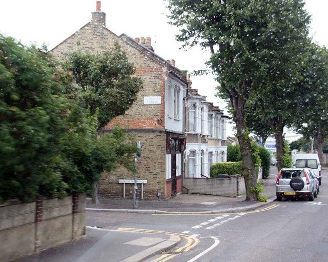 Blackhorse Lane / Gloucester Road, London E17