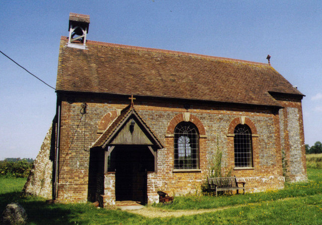 St Michael & All Angels, Crux Easton