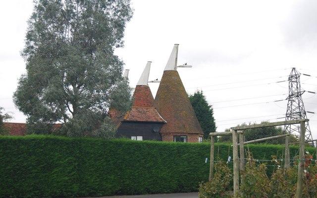 Downingbury Farm, Oast house