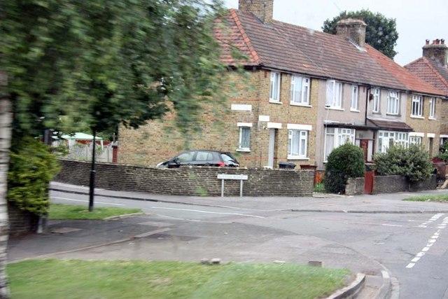 Billet Road / Sutton Road, London E17